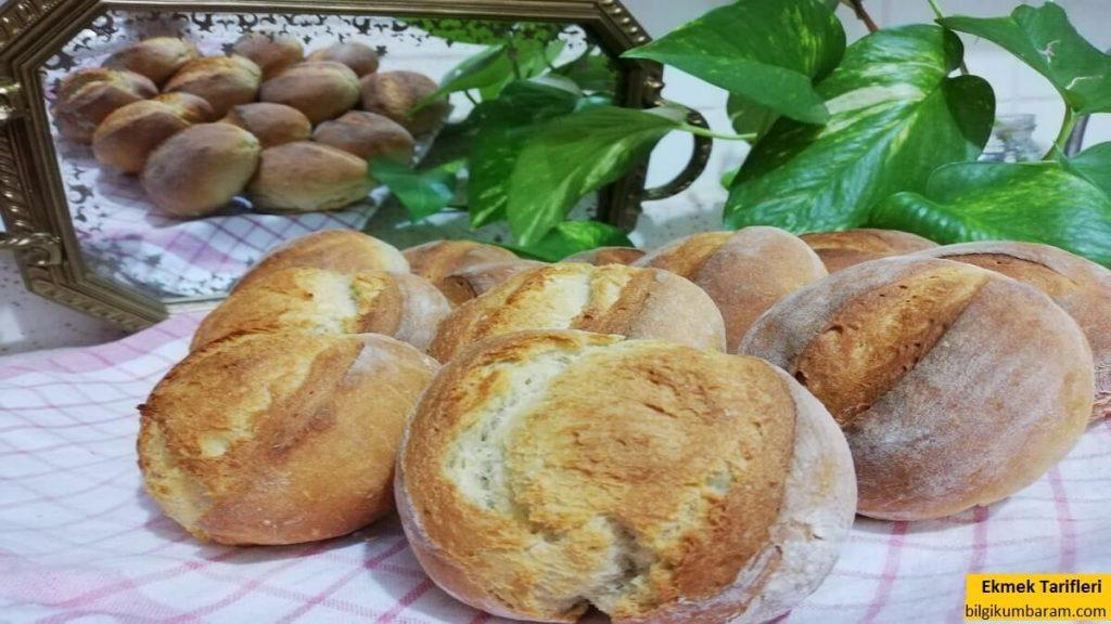 Alman Ekmeği Küçük Ekmek Tarifi