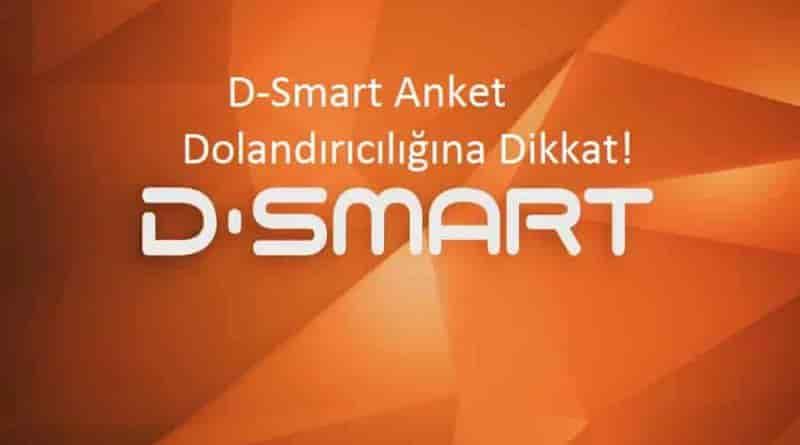 D-Smart Anket