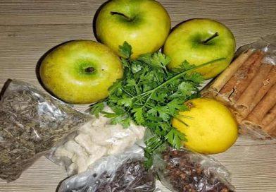 yeşil elma detoksu